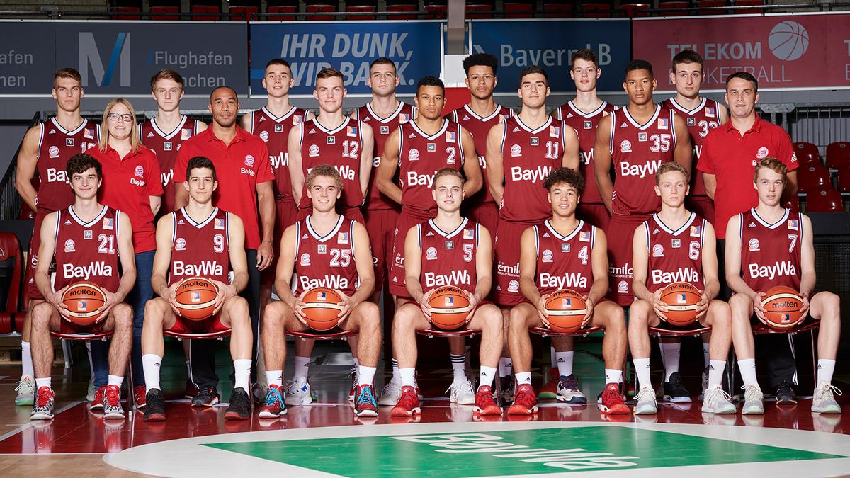Barmer 2 Basketball Bundesliga Kader