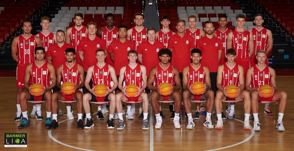 Bayern Basketball Kader